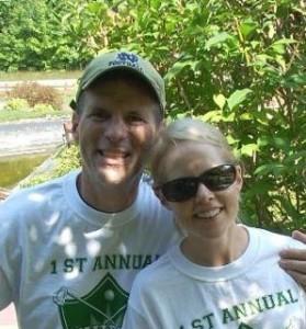 Don Nenninger and Nicole Nenninger