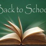 Back to School–the New Start