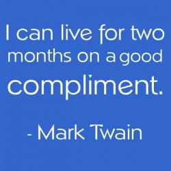 Handling Compliments