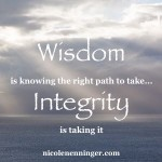 Bringing Integrity Back Into Relationships